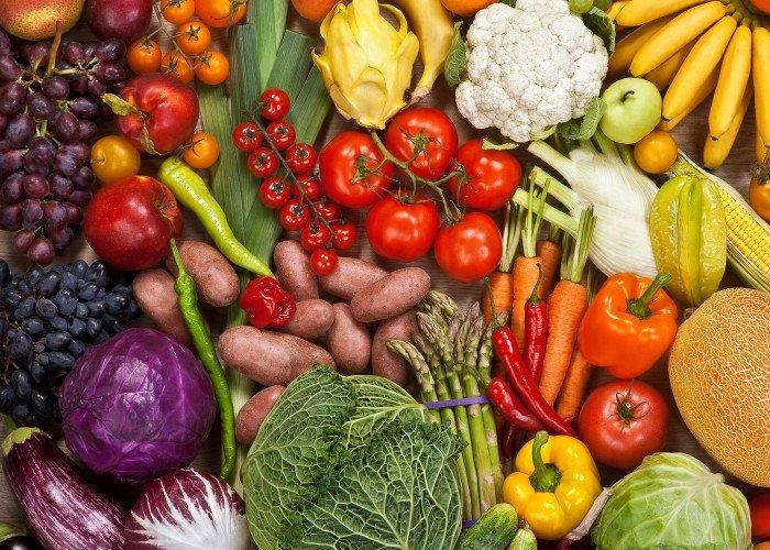 Voće i povrće nepobitno ima važnu ulogu u reguliranju krvnog tlaka.
