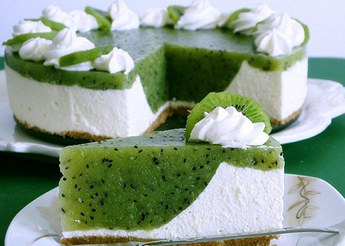 Voćne torte ukusni su niskokalorični deserti