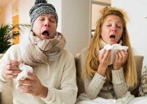 Otjerajte običnu prehladu