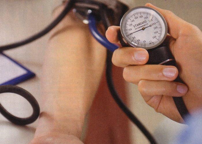Krvni tlak je odraz protoka krvi kroz krvne žile.