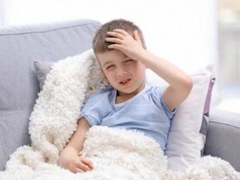 Dijete se žali na vrtoglavicu