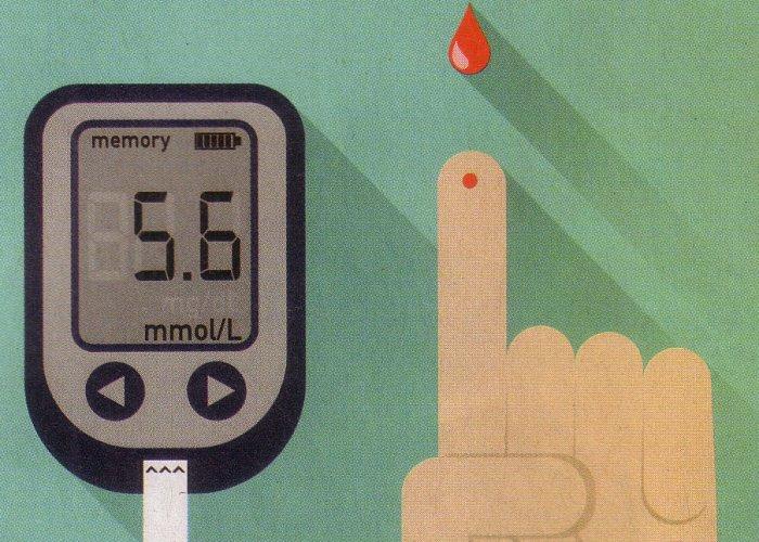 Dijabetes se ne javlja samo zbog previše šećera u prehrani.